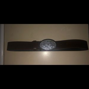 Brown Medium Justice Belt